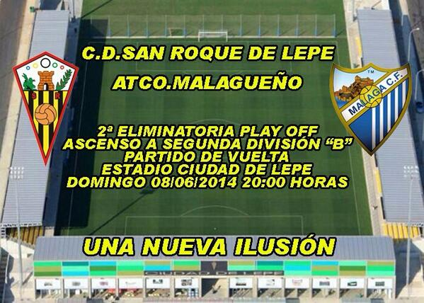 San Roque Lepe-At. Malagueño BpMYsreCcAApVyu