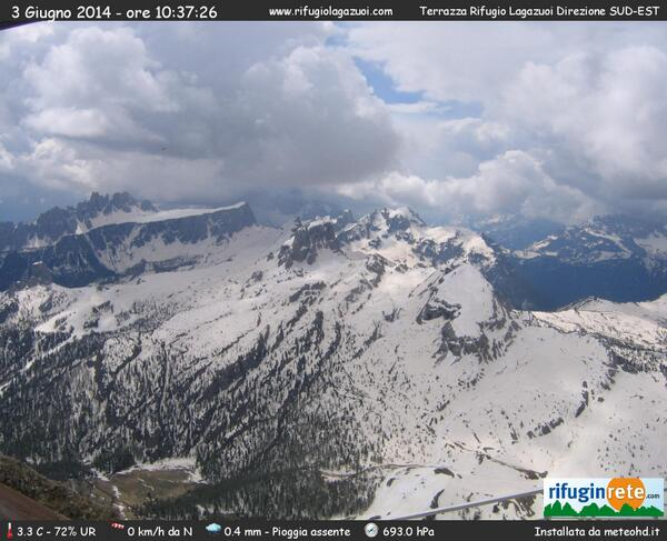 Cortina D Ampezzo On Twitter Say Hello To This Pretty