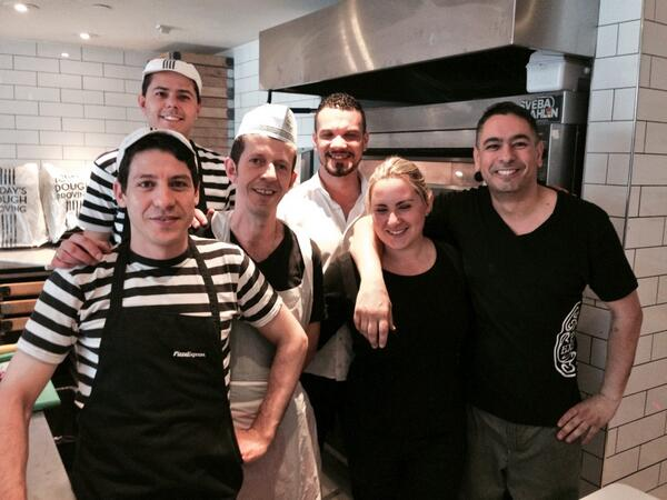 Pizzaexpress On Twitter Were At Our Euston Road