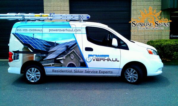 Even partial vehicle wraps can help your business stand out from the competition. Agree? #putawraponit #sunrisewraps http://t.co/5feQ4t6i17