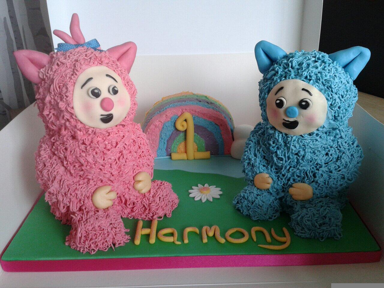 The Cake Empress On Twitter Billy And Bam Bam From Baby Tv This