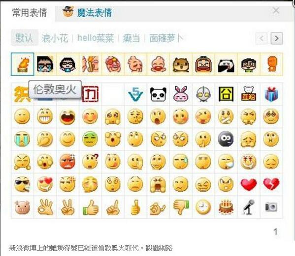 中国のツイッター、微博では、蝋燭の絵文字が急に削除されて、使えなくなりました。蝋燭は言葉の検索もできません。六四天安門事件の祈りの意味だからです。日本の悪口ばかりいう宋文洲の自慢の中国は、すごいね!(≧∇≦) pic.twitter.com/GDuYTWC9Zf