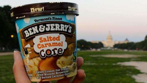 Today is the day, #DC! #CoreTour is cruising the streets with free @benandjerrys, so tweet us your stop requests! http://t.co/5rE9bgLTSF