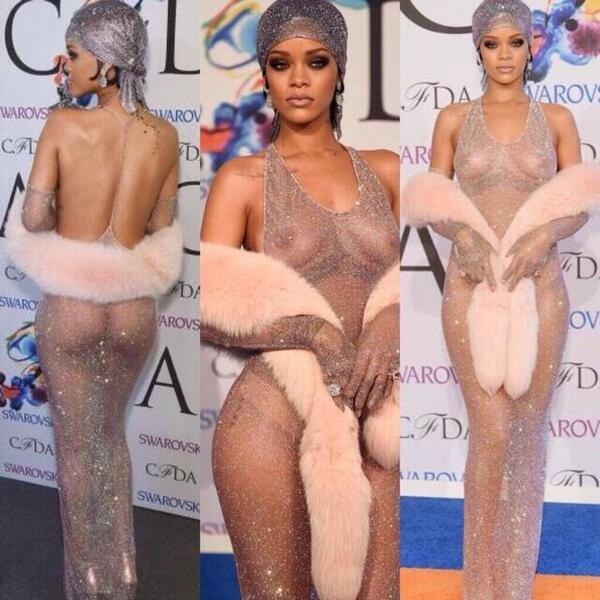 Rihanna porn Rihanna Naked