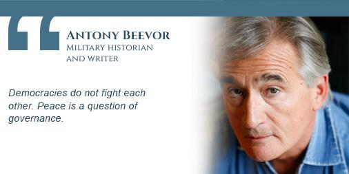 """#Peace is a question of governance."" @AntonyBeevor, military historian and writer #FSFCaen http://t.co/qOatIlwpKE"