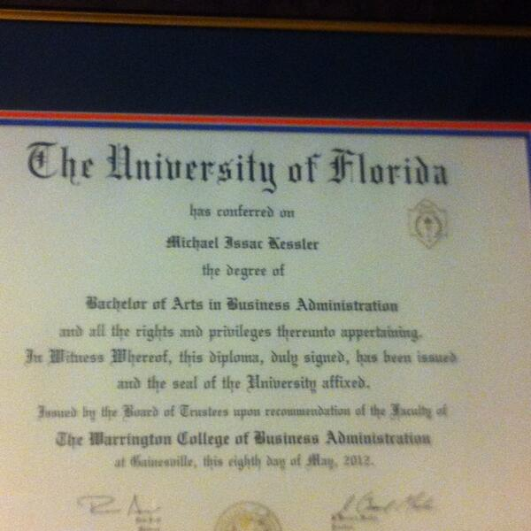 Two Year Degree Name