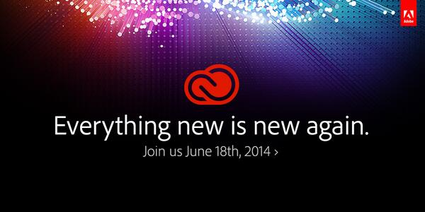 REGISTER NOW for the worldwide #CCNext online event June 18th: http://t.co/cdK0BpQ8AV | #CreativeCloud http://t.co/4zpJwZXxct