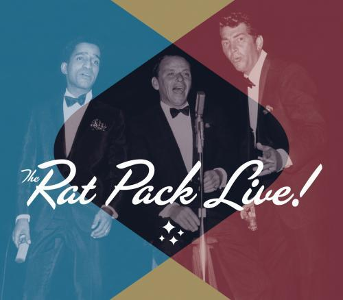 THE RAT PACK LIVE! 2CD/DVD Relive history at its coolest, today. http://t.co/pzTNonHt1o #Sinatra #RatPack http://t.co/ZvkMXUmmyy