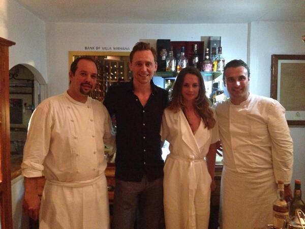 Tom Hiddleston Girlfriend 2014 vanessa alexandrí...