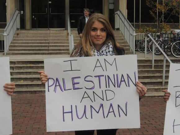 I am Palestinian, & I am human, & I am here: @SarahAziza1 on @JohnLegend's Penn grad speech http://t.co/5nJBAoTD96 http://t.co/o5HcG49WKz