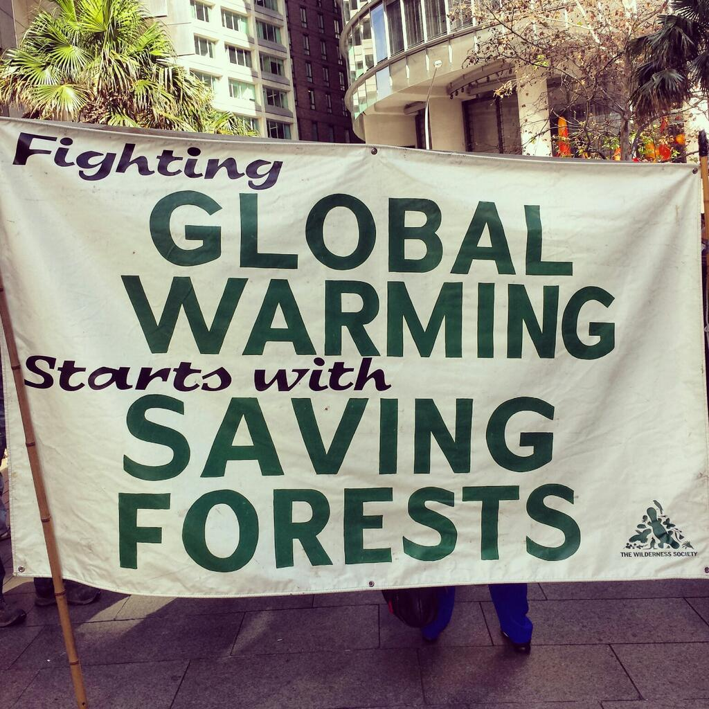 Twitter / GreenpeaceAustP: Great to be here with our friends ...
