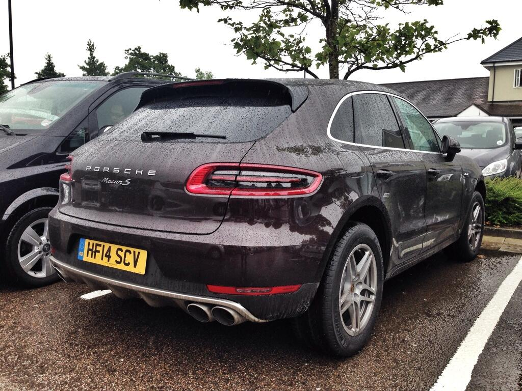 To View Links Or Images In Signatures Your Post Count Must Be 10 Or  The Official Mahogany Metallic Macan Thread - Page 3 - Porsche Macan ...