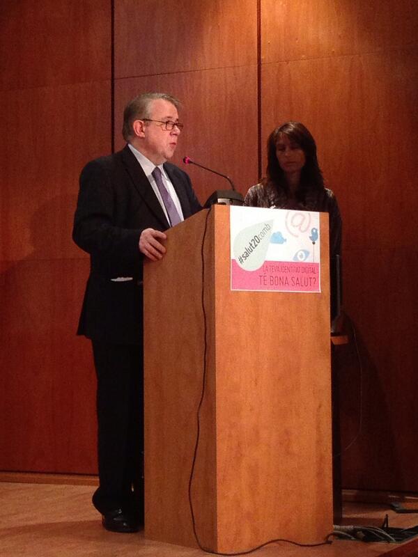Inauguració #salut20comb amb @jaumepadros i @MireiaSansC http://t.co/izm6isBPjH