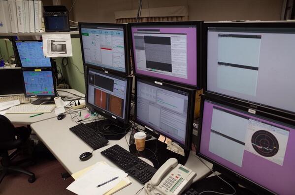 すばる望遠鏡観測室からの「実況」ツイートまとめ 図8