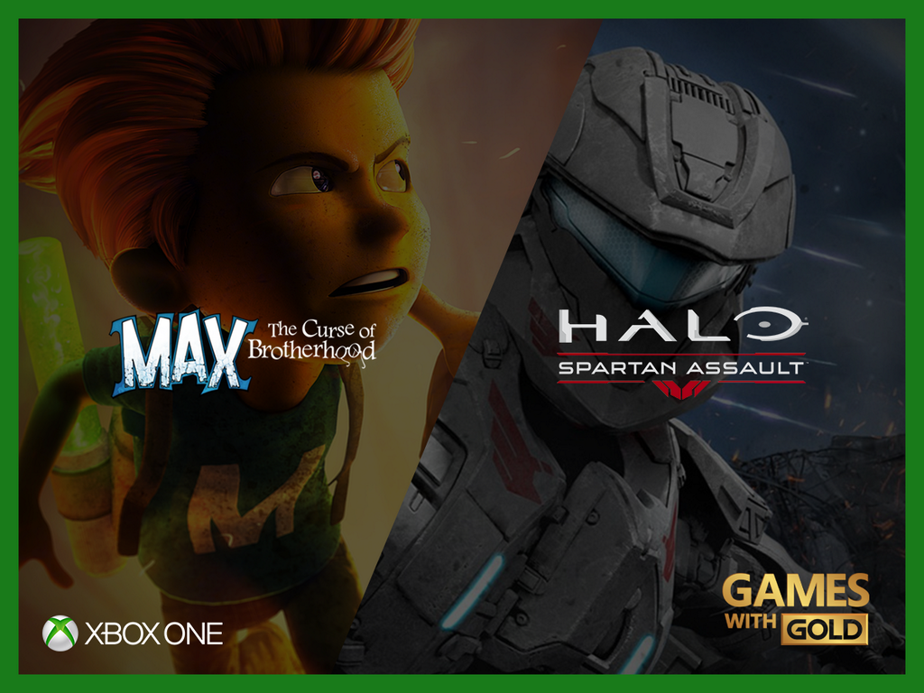 Rare Ltd On Twitter Max The Curse Of Brotherhood And Halo Spartan Assault Are Now Free To Download On Xbox One Via Games With Gold Http T Co Kn2vtdnvux