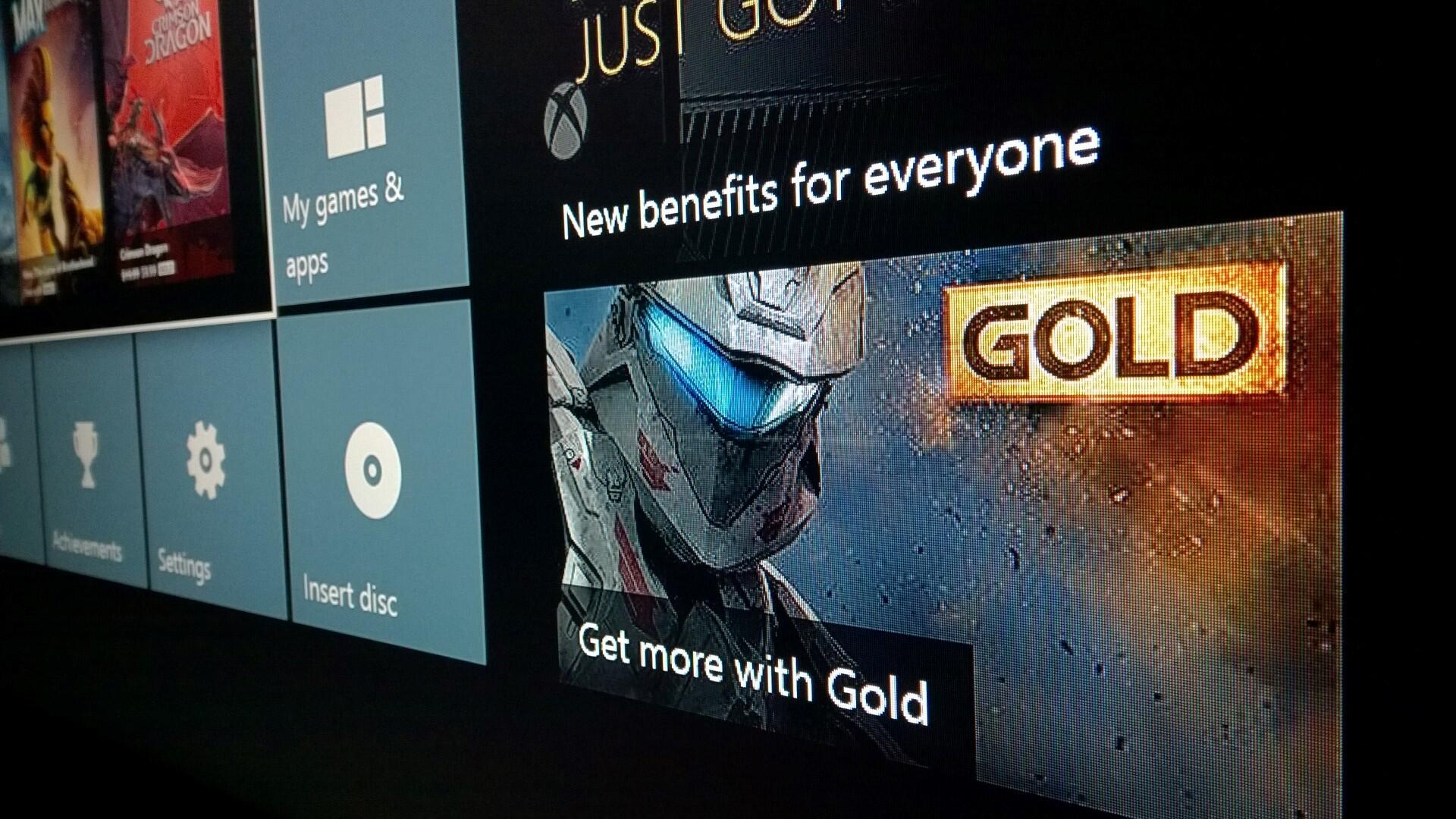 Get more with Gold