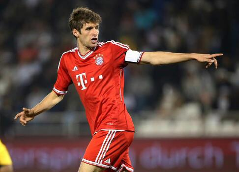 Germany attacker Thomas Muller seeks showdown talks with Bayern Munich [Bild]