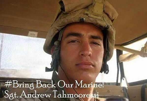 Mr President ... BRING our MARINE Home! Use that PHONE and PEN!!! #BringBackOurMarine http://t.co/JguRNXKPrR