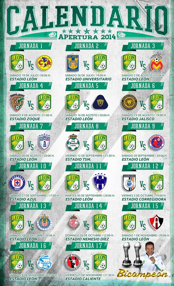 Club León on Twitter