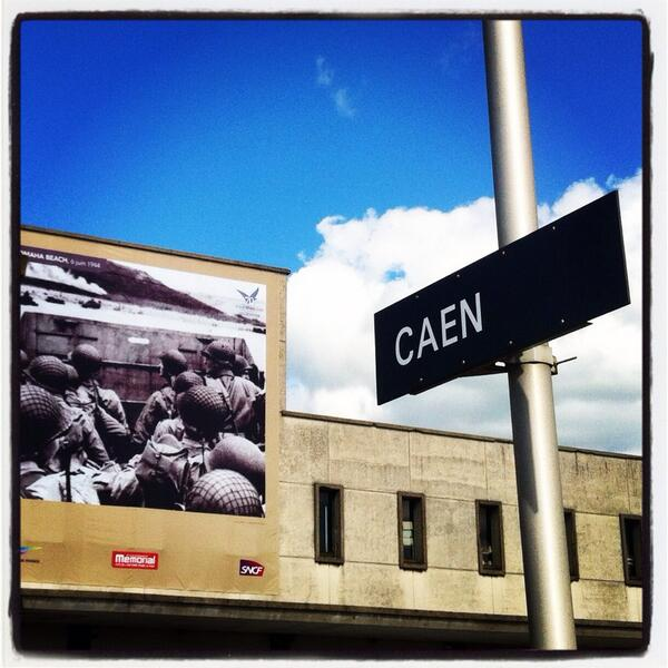 Here we are : YES WE CAEN ! #FSFCaen @FSForum2014 cc @Lars2809 for the sky ;-) http://t.co/fPFZJolFYZ