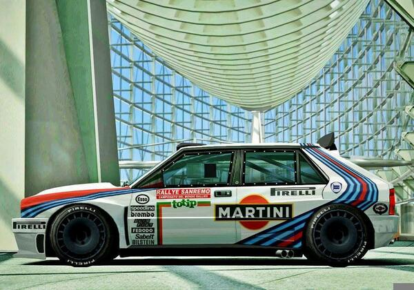 Because #Lancia! ~ RT @coyotewrc: http://t.co/0cTl7koM7Y