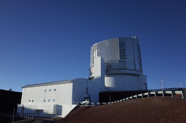 すばる望遠鏡観測室からの「実況」ツイートまとめ 図22