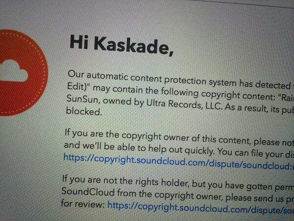 Kaskade soundcloud