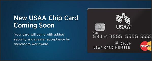 Usaa On Twitter New Usaa Chip Card Coming Soon Learn What The