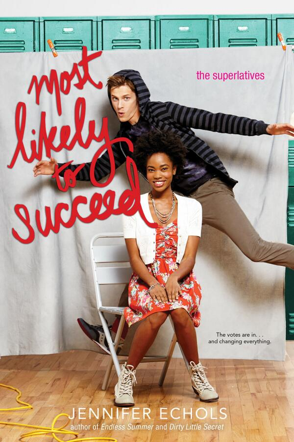 MOST LIKELY TO SUCCEED (Superlatives #3) cover reveal! US only: RT by 8 p.m. EDT for 5 chances to win BIGGEST FLIRTS! http://t.co/32vcIPqTVo