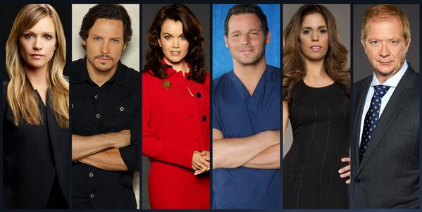 Justin chambers online abc studios meet and greet competition for residents of the uk abc studios uk m4hsunfo