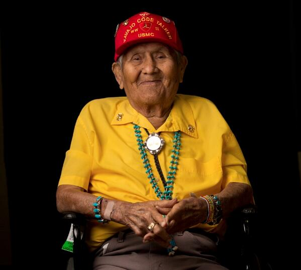 The #NavajoNation has lost a true warrior. Journey well Chester Nez, the last of the 29. #NavajoCodeTalkers #Navajo http://t.co/5ydIdZ4u6s