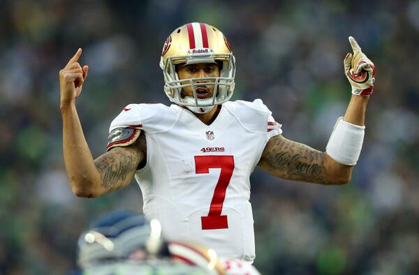 QB Colin Kaepernick signs new 6yr deal with @49ers worth $126m - $61m of that guaranteed! @SkySportsNFL http://t.co/93GHnyfQEt