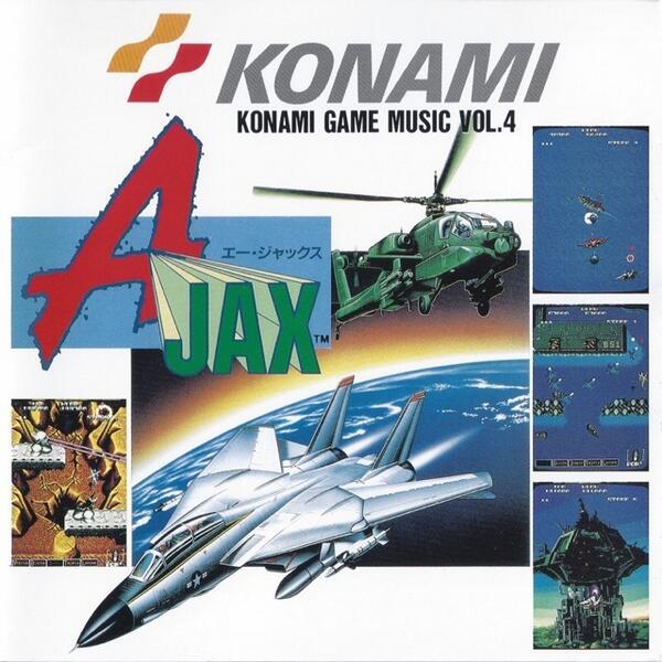 オケヒ充する。♪ Listening Now ♪ A-JAX / KONAMI GAME MUSIC Vol.4 ~A-JAX~ by コナミ矩形波倶楽部  #GameMusic http://t.co/R51KhzVyFm