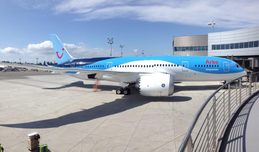 Arke Dreamliner B787-800