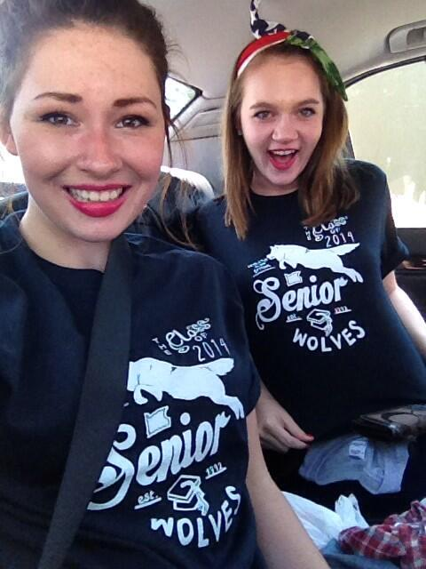 I mean look how cute they are #seniortshirts