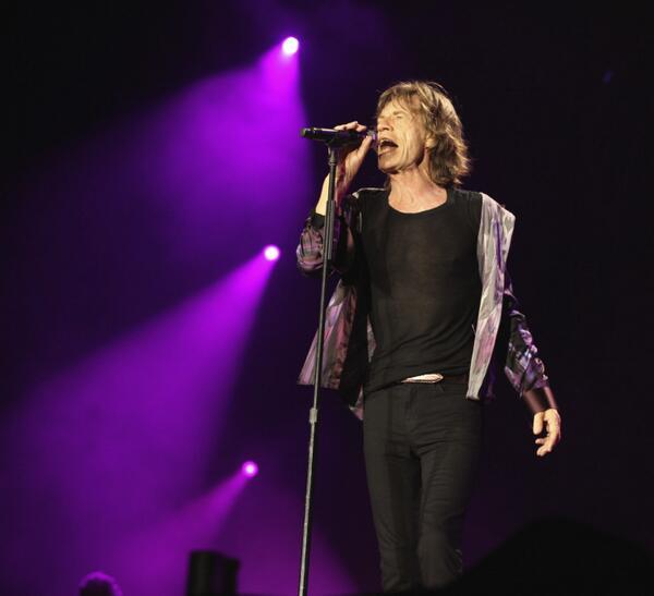 Rolling Stones Rock Tel Aviv Despite Pink Floyd's Pleas