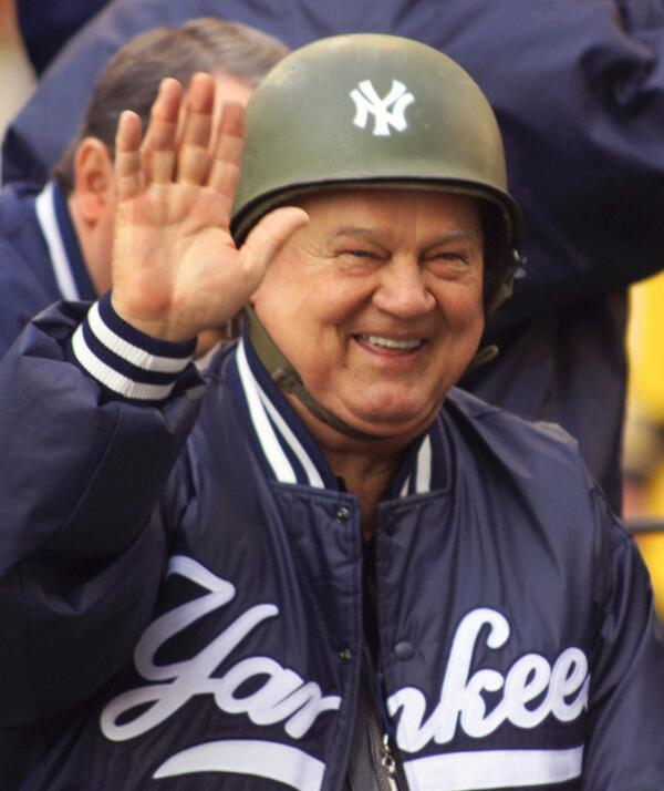 Statement on the Passing of Don Zimmer: http://t.co/FP12KxaSkW http://t.co/qUenjpltKC