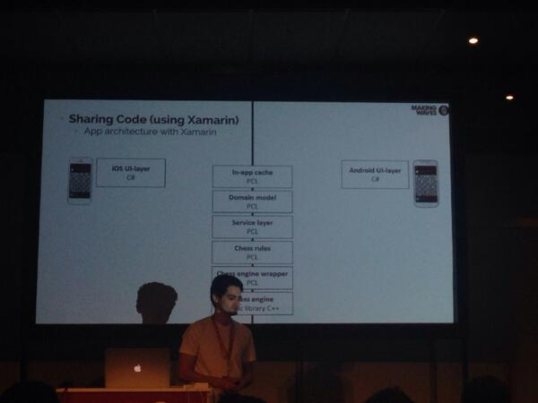 Great talk about Play Magnus app, Azure backend, #Xamarin frontend. Amazing how quickly Xamarin has matured! #ndcoslo http://t.co/GSaCOn7op3