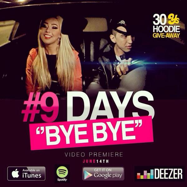 9 more days till #YSTIJDBYEBYEJUNE14TH http://t.co/I1U62zWQLM