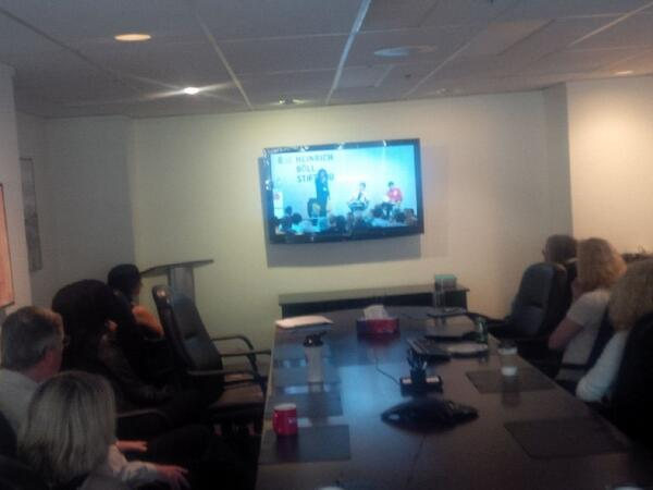 Our team at @Maytree_Canada watching the live stream of our #football debate back in #toronto #citiesmigration2014 http://t.co/nRPuIkZ8rx