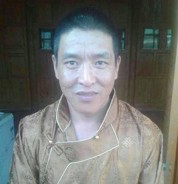 DHONDUP WANGCHEN RELEASED FROM PRISON TODAY! A happy day to celebrate and remember for Tibetans and supporters #Tibet http://t.co/Fitui6j0Wf