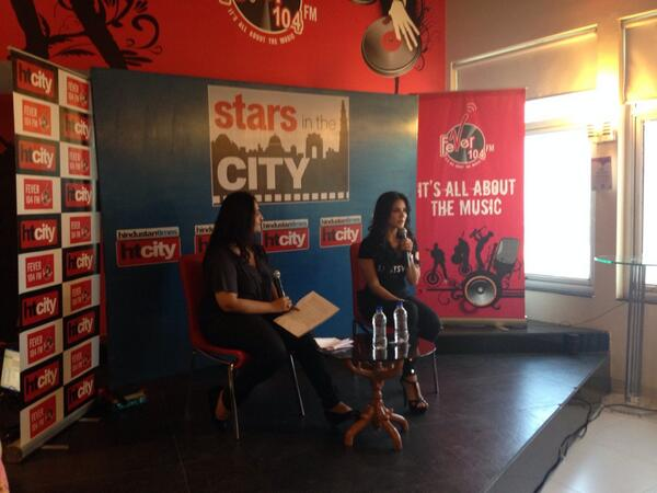 And that is @SunnyLeone with @sonalkalra  of HT #starsinthecity for MTV #Splitsvilla 7 http://t.co/6fbEXr3eIs