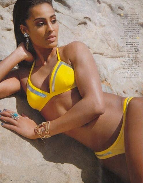 10afcedfc2dc2 RT @necolebitchie: Skylar Diggins Shows Off Her Bikini Body For Essence  Magazine http://necoleb.it/1ovWcRF pic.twitter.com/OwGhBNf3kC