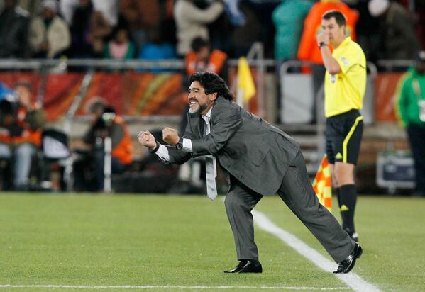 2010年南アフリカ大会のアルゼンチンちゃん  http://t.co/FTLh4yF0oI