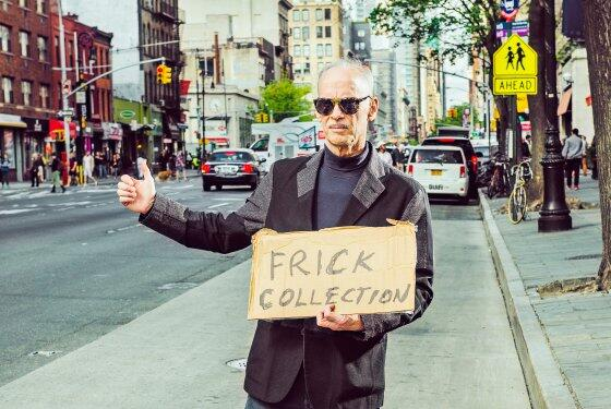 I went hitchhiking with John Waters in NYC http://t.co/o4t8BV0x0G #carsick http://t.co/30BTRjwZgd