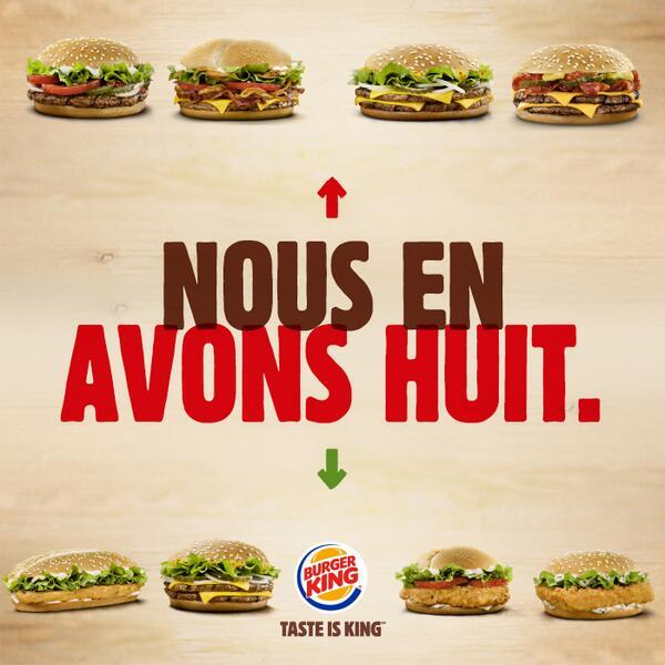 Carte Burger King.Burger King France On Twitter Nous N Avons Pas De Carte De