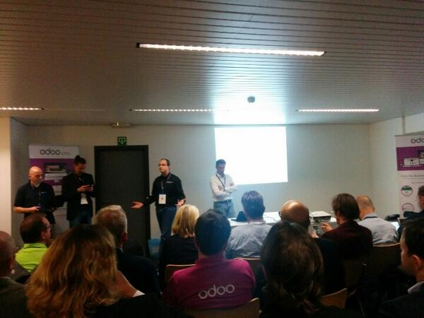 Thumbnail for Odoo OpenDays 2014