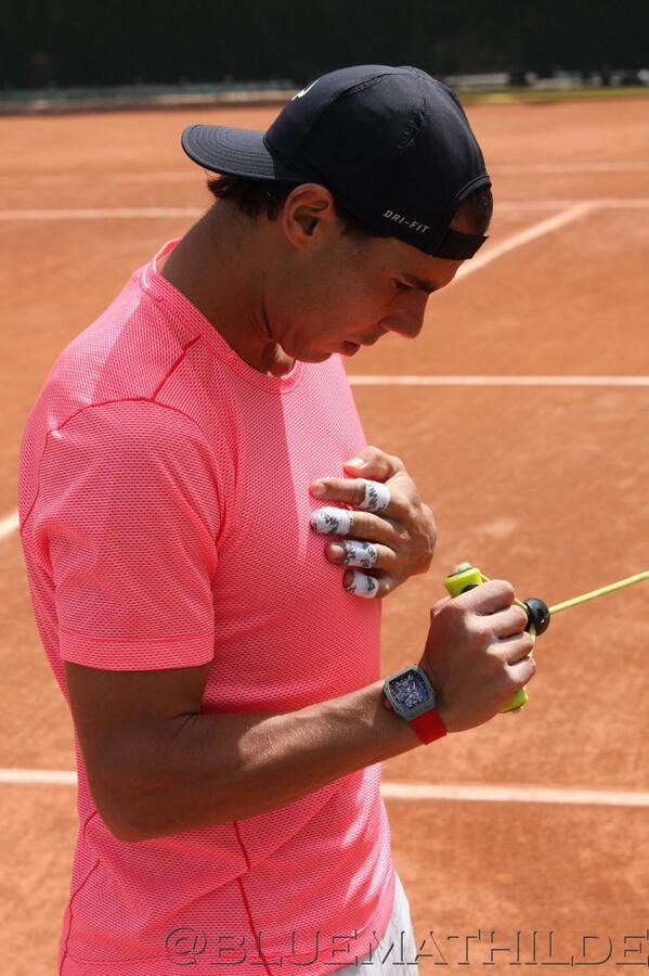 Rafa Nadal Fans - Magazine cover