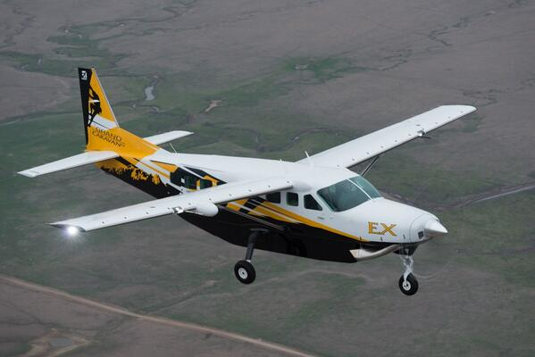 Did you know? @Cessna receives EASA certification for Grand Caravan EX http://t.co/V7XJTjbw8Q http://t.co/we0lcuiQuw
