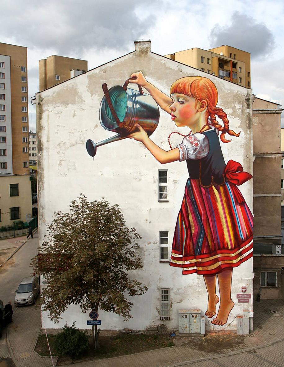25 verdades incómodas escondidas en el arte urbano de nuestras ciudades | The Idealist